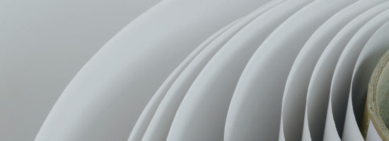 Topshot macro paper roll for paper industry